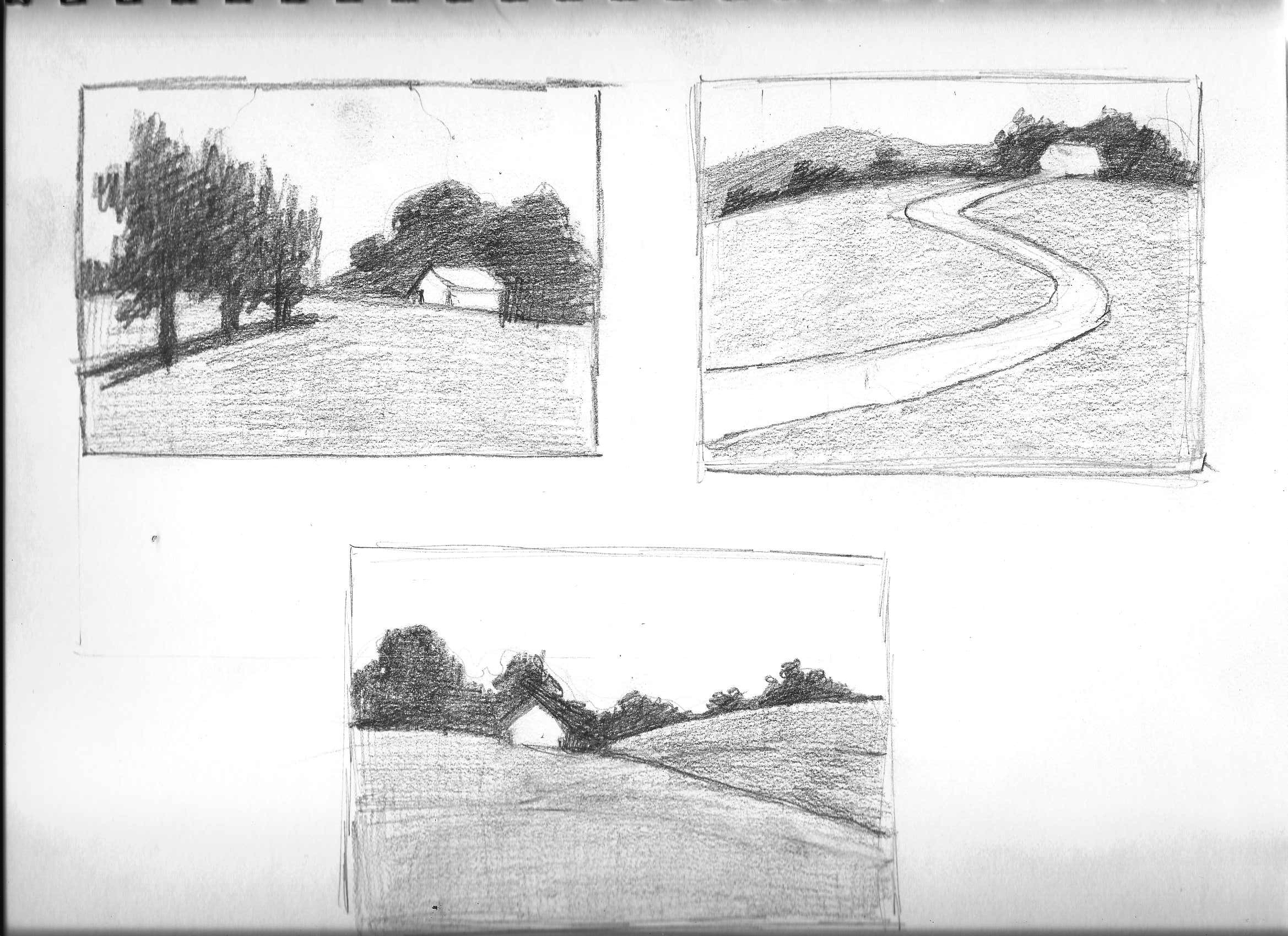 make decisions with thumbnail sketches stafford artworks
