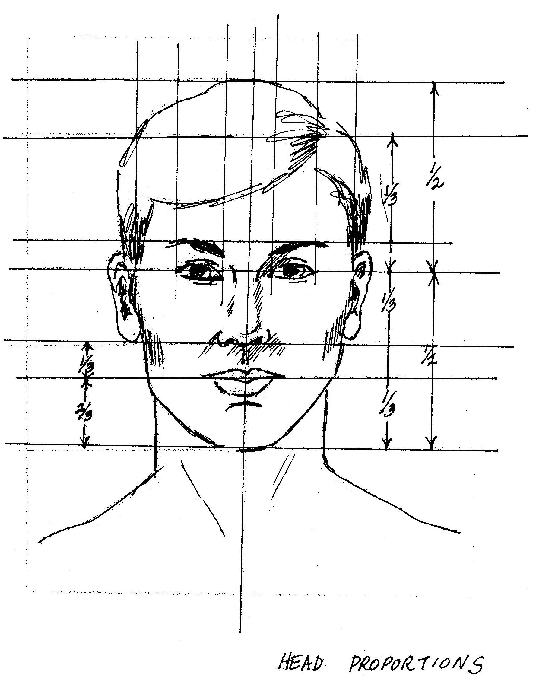drawing people | Stafford ArtWorks