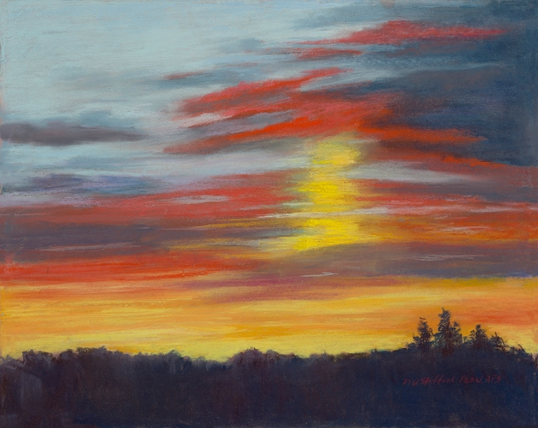 Sky at Evening