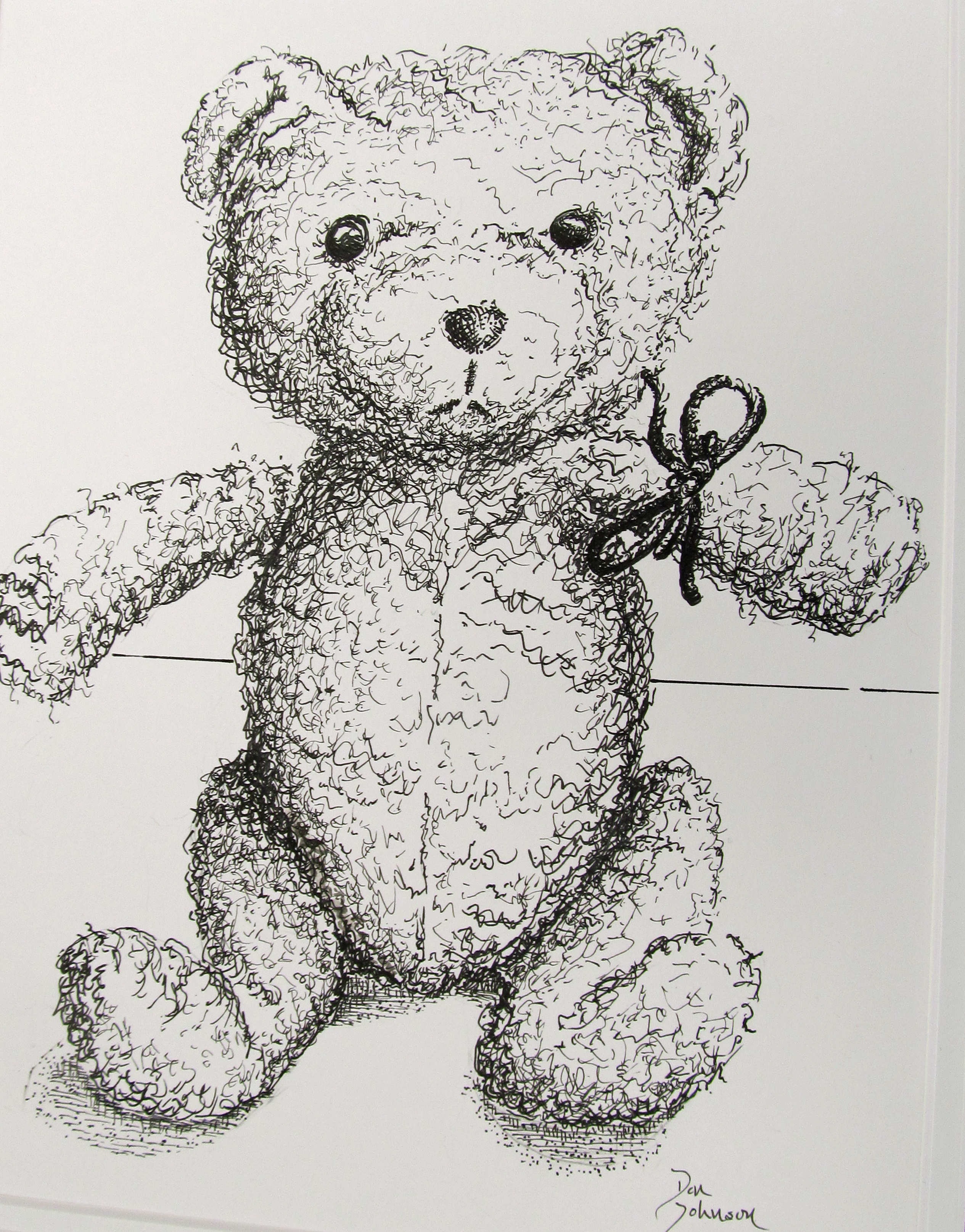 2nd Pen and Ink Drawing Lesson | Stafford ArtWorks
